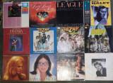 Vinil Elton John,Chris Norman,Human League,Dalida,Bill Haley