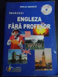 Invatati Engleza Fara Profesor + Cd - Elimia Neculai ,548021