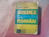 Mic Dictionar SUEDEZ ROMAN - Jorgen F. Salzer - Sport-Turism, 1981, 461 p.