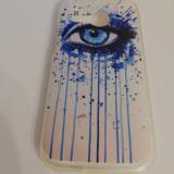 Husa HTC M, Albastru