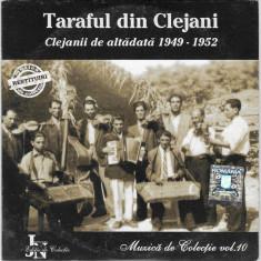 CD Taraful din Clejani – Clejanii De Altădată 1949 - 1952 , original, holograma