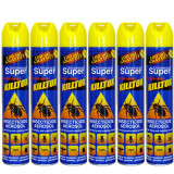 6 x Killtox, Spray Insecticid aerosol, 6 x 500ml