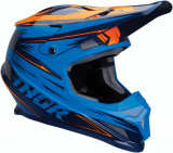 Casca Atv/Cross Thor Sector Warp albastru/portocaliu XL Cod Produs: MX_NEW 01106048PE