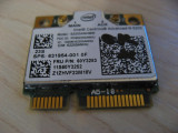 Cumpara ieftin Placa wireless laptop Lenovo X220, Intel Advanced-N 6205, 60Y3253, 631954-001