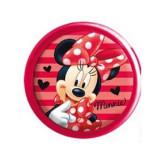Lampa de veghe Minnie Mouse rosie, Disney