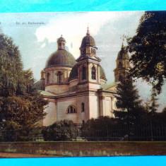 Cernauti Czernowitz Catedrala Bukowina Bucovina