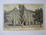 Cumpara ieftin Rara! Corabia(Olt)-Palatul Cosma,berărie,stație autobuz,carte postala 1936, Circulata, Printata