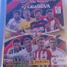 "Album fotbal cartonase ""PANINI""jucatori SPANIA sezon 2015-2016(nu stickere)"
