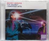 CD Secret Service – Top Secret (Greatest Hits), original