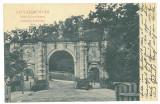 4763 - ALBA-IULIA, Romania - old postcard - used - 1908, Circulata, Printata