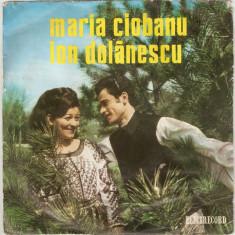 Vinyl Maria Ciobanu, Ion Dolănescu – Maria Ciobanu, Ion Dolănescu, original