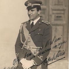Fotografie - ofițer italian, 1939