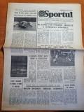 sportul 24 aprilie 1984- automobilism marele premiu al bucurestiului