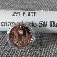 FISIC 50 bani 2019 30 ani de la Revolutia Romana din decembrie 1989 +1 Buc PROOF