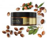 Nanoil Argan Hair Mask – Mască de păr, 300 ml