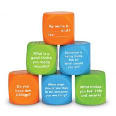 Cuburi pentru conversatii - Descoperim emotiile