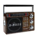 Mini radio portabil WAXIBA XB-1041M Maro