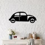 Decoratiune pentru perete, Ocean, metal 100 procente, 49 x 49 cm, 874OCN1046, Negru