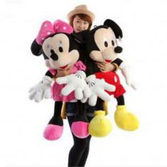 Mickey Mouse sau Minnie Mouse de plus, 100 cm