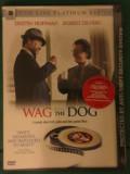 DVD sigilat Wag The Dog