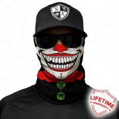 Bandana/Face Shield/Cagula/Esarfa - Clown, made in USA