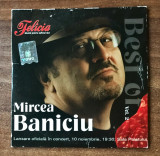 Mircea Baniciu ‎– Best Of Vol. 2 (1 CD)