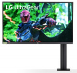 Cumpara ieftin Monitor Gaming IPS LED LG 27GN880-B, QHD (2560 x 1440), HDMI, DisplayPort, 144 Hz, 1 ms (Negru)