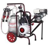 Aparat muls vaci, 1 post, motor benzina, canistra aluminiu 30L, 4005, ACKAY