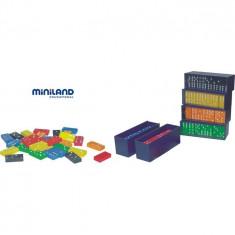 Domino cu piese Verzi - Miniland