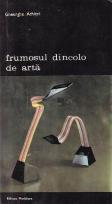 Gheorghe Achitei - Frumosul dincolo de arta Design obiect moda Bauhaus 30 ill. foto