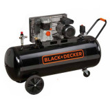 Compresor Black+Decker 200L 3HP 10 Bar - BD 365/200-3M