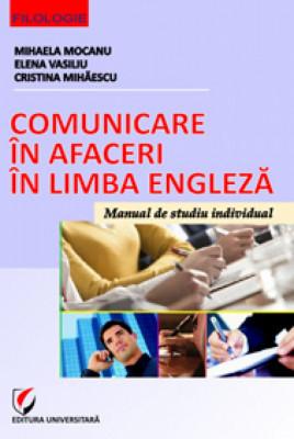 Comunicare in afaceri in limba engleza foto