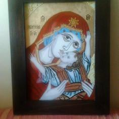 Icoana Maica Domnului - Dulcea imbratisare