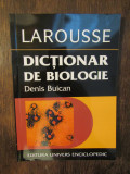Dicționar de biologie - Denis Buican