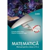 Matematica - Manual pentru clasa a VI-a/Camelia Elena Neta, Ciprian Constantin Neta, Corint