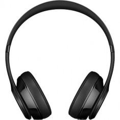 Casti Wireless Solo 3 On Ear Negru Gloss