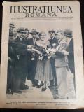 Ilustratiunea romana 8 iulie 1931 aviatia romana ARPA Carol II