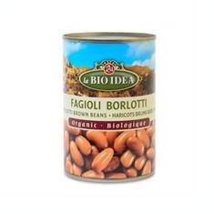 Fasole Bruna Borlotti Eco Conserva Idea 400gr Cod: 8717496900166