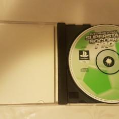 [PSX] International Superstar Soccer Pro - joc original Playstation 1 PS1