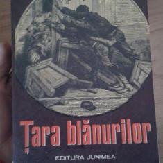 TARA BLANURILOR – JULES VERNE