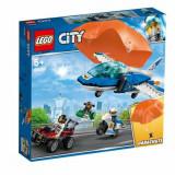 Cumpara ieftin LEGO City - Arest cu parasutisti al politiei aeriene - (60208)