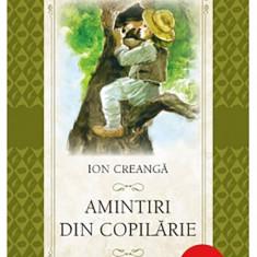 Amintiri din copilarie, Ion Creanga