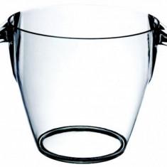 Frapiera pentru sampanie acril rotunda, 4 litri, MH019402