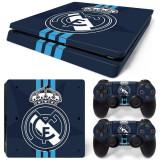 Skin / Sticker Real Madrid Playstation 4 PS4 SLIM