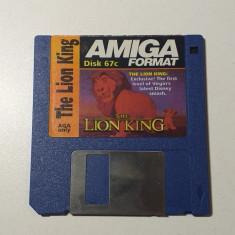 Joc AMIGA The Lion King - DEMO - G