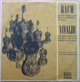 Vinyl Bach / Vivaldi -Royal Philharmonic Orchestra London Soliști David,original