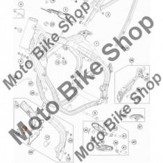 MBS Bucsa protectie cadru KTM #19, Cod Produs: 54803092060KT
