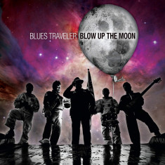 Blues Traveler Blow Up The Moon (cd)