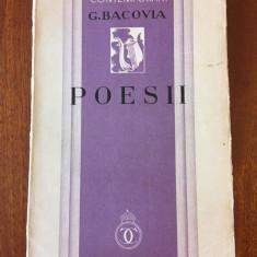 G. Bacovia - Poesii (1934 - Impecabila!)