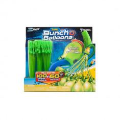 "Baloane cu apa ""Bunch O Balloons, Rapid Fill"" -cu 1 lansator, Verde"